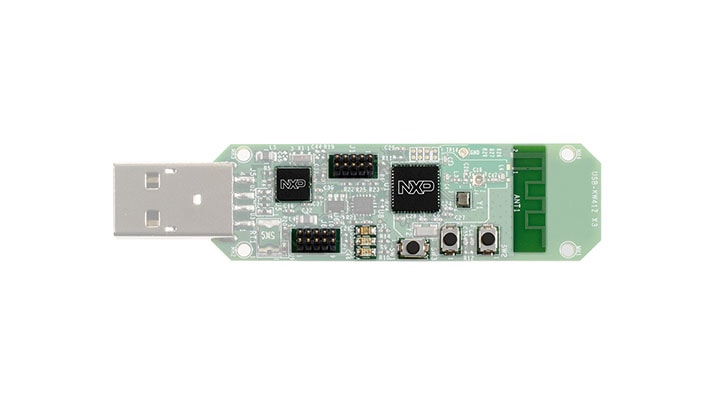 USB-KW41Z : Bluetooth Low Energy/IEEE<sup>®</sup> 802.15.4数据包嗅探器/USB Dongle thumbnail