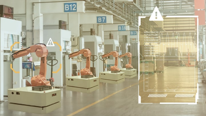 Machine Learning and Intelligent Vision for the Industrial Edge