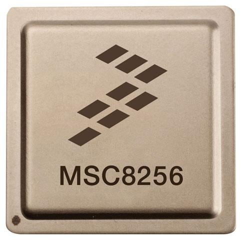 MSC8256 High-Performance Six-Core DSP Product Image
