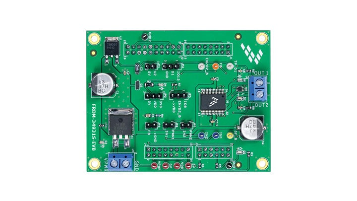 FRDM-34931S-EVB Evaluation Board