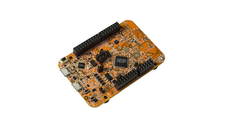 FRDM-K22F board is Mbed Enabled