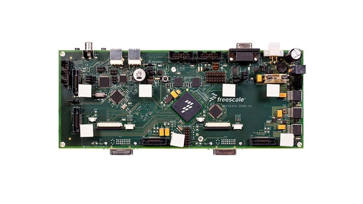 Freescale MPC5645S-DEMO-V2BD MPC5645S Development Board