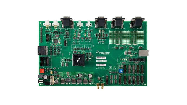 MPC5668G/E Evaluation Kit Image