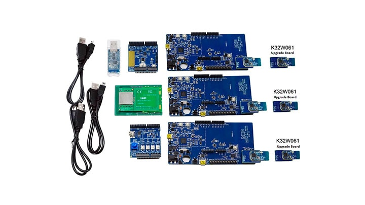 IOTZTB-DK006 : IOTZTB-DK006: Advanced Development Kit for K32W061 and JN5189/88 thumbnail
