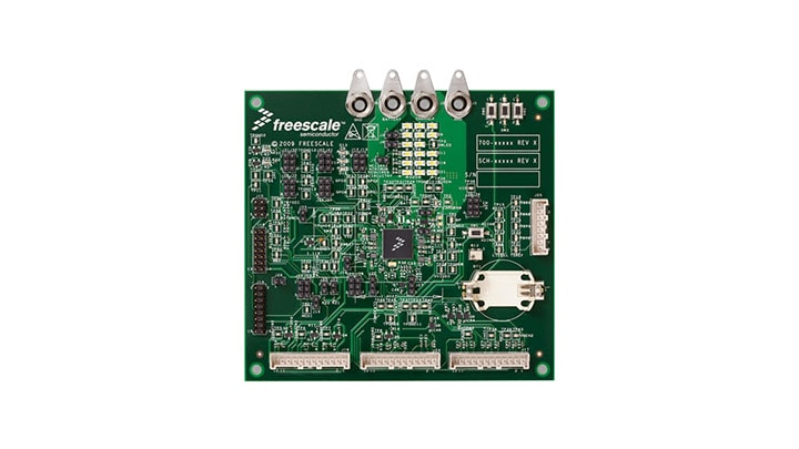 KIT13892VLEVBEJ : Evaluation Kit - MC13892, i.MX35/51 Power Management thumbnail