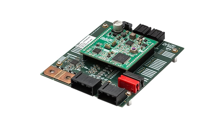 NEWTEC-NTBMS reference design board