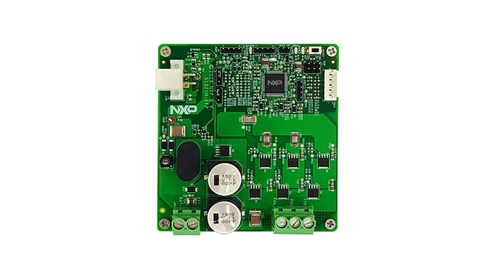 S12ZVM-EFP reference design board