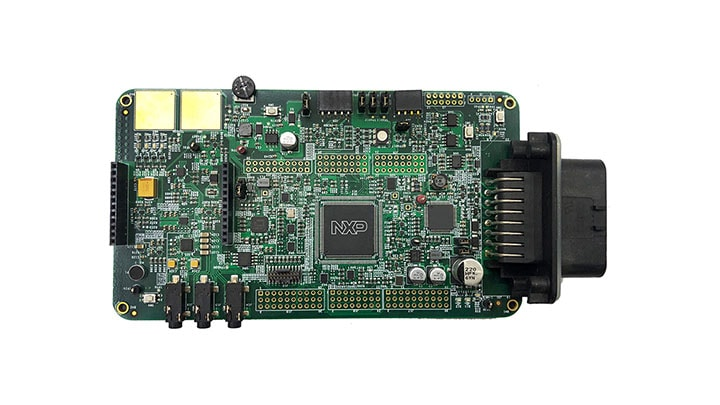 S32K148-T-BOX automotive solution board