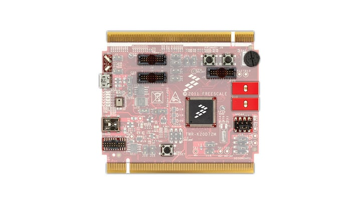 Freescale Tower TWR-K20D72M Evaluation Board