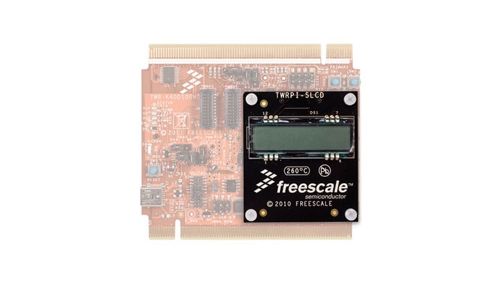 Kinetis K40 100 MHz Low-Power MCU Tower System Module Image
