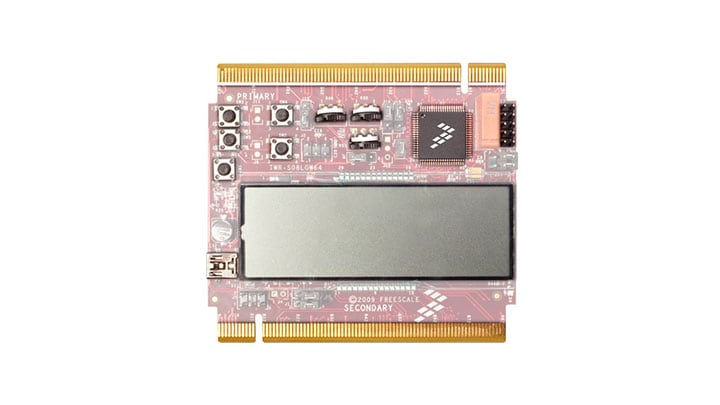 TWR-S08GW64 Evaluation Board