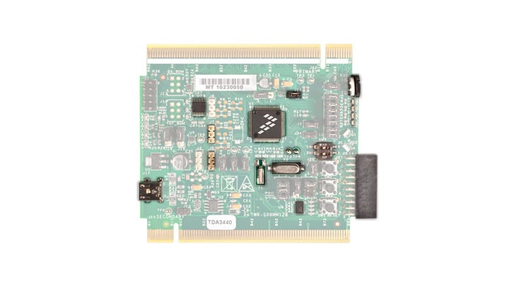 TWR-S08MM128 Evaluation Board