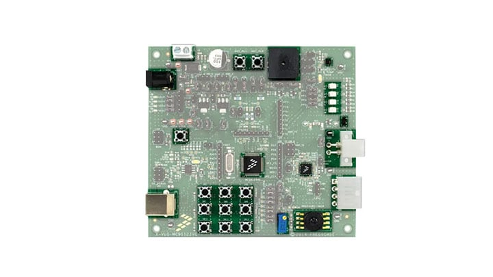Development Board for S12ZVL128 MCU Evaluation