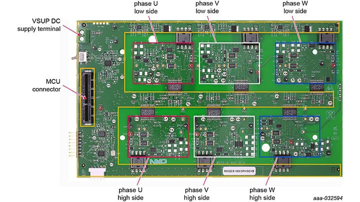 IGBT/SiC Power Gate Drive Reference Design