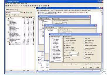CodeWarrior<sup>&#174;</sup> Development Studio for MPC55xx/MPC56xx (Classic IDE) v2.10