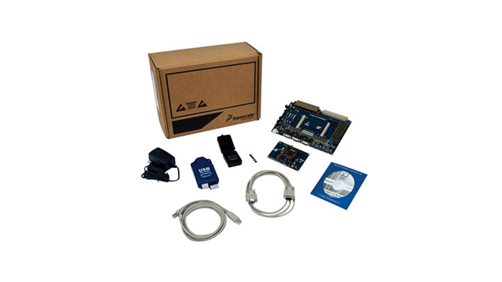 MPC564xA Evaluation Kit:  XPC564AKIT176S, XPC564AKIT208S, XPC564AKIT324S Image